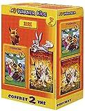 Coffret Rire 2 VHS : Scooby-Doo / Les Looney Tunes passent à l'action