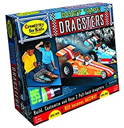 Creativity For Kids Dragster Duct Tape