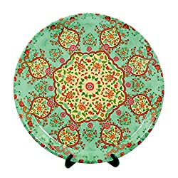 Kolorobia Ornate Mughal Decorative Plate 7.5 inches