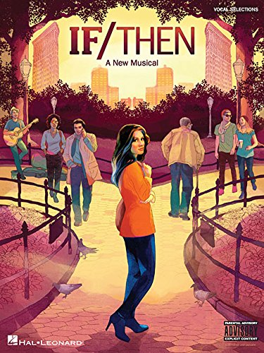 If/Then - A New Musical: Vocal Line with Piano Accompaniment