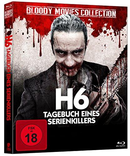 H6 - Tagebuch eines Serienkillers (Bloody Movies Collection) [Blu-ray]