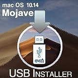 OS X MOJAVE 10.14 Bootable USB Installation. Install repair upgrage for Macbook Pro, Mac Mini, iMac ...