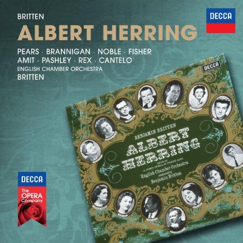 "Britten: Albert Herring, Op.39 / Act 1 - ""The First Suggestion On My List"""
