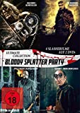 DVD Cover 'Bloody Splatter Party - Ultimate Collection [2 DVDs]