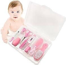Babypflege Set, 9-teilige Babypflegen für Baby