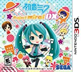 Cheapest Nintendo 3DS - Hatsune Miku: Project Mirai DX on Nintendo 3DS