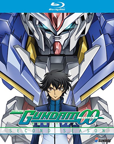 MOBILE SUIT GUNDAM 00: COLLECTION 2 - MOBILE SUIT GUNDAM 00: COLLECTION 2 (4 Blu-ray) Zwei Mobile