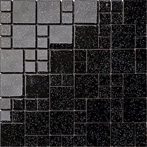 Mosaik Wohnbereich Fliesenspiegel