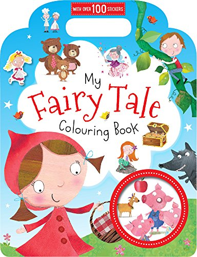 My Fairy Tale Colouring Book