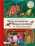 Meine wunderbare Märchenwelt in Erzählbildern: Die schönsten Märchen der Brüder