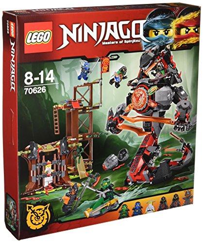"LEGO 70626 ""Dawn of Iron Doom"" Building Toy"