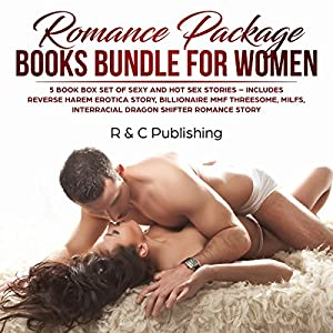 Romance Package Books Bundle For Women 5 Book Box Set Of Sexy And
