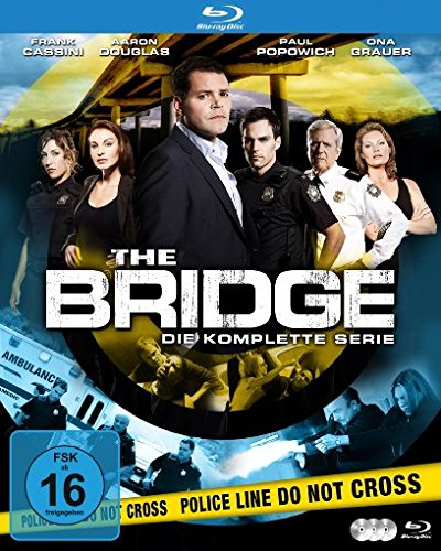 The Bridge – Die komplette Serie [Blu-ray]