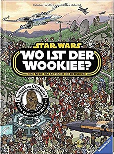 Star Wars™ Wo ist der Wookiee 2: Eine neue galaktische Bildersuche