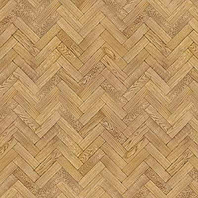 MyTinyWorld Dolls House Miniature Parquet Flooring 9 Inch Honey Color Oak Strip Effect produced by MyTinyWorld - quick delivery from UK.