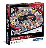 Clementoni 11945 - Il Gioco Dell'Oca Cars 3