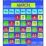 LEHRER FRIEND Kalender Termine Pocket Diagramm bildposter (Set von 6)