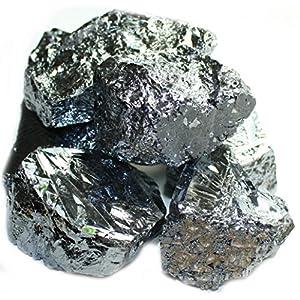 Silizium (Siliziumoxid) Rohstein Brocken unbehandelt ca. 70g