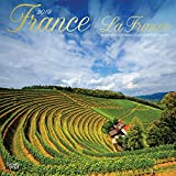 France - Frankreich 2019 - 18-Monatskalender mit freier TravelDays-App (Wall-Kalender)