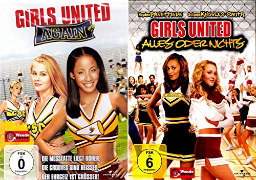 Girls United 2: Agian + Girls United 3: Alles oder Nichts (2-DVD)
