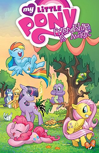 My Little Pony: Friendship Is Magic Vol. 1 di Katie Cook