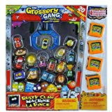 The Grossery Gang Série 2 - méga pack - machine à griffes rouillée