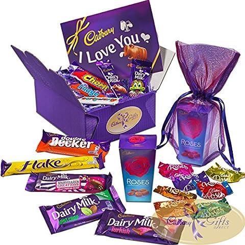 Cadbury Love Treasure