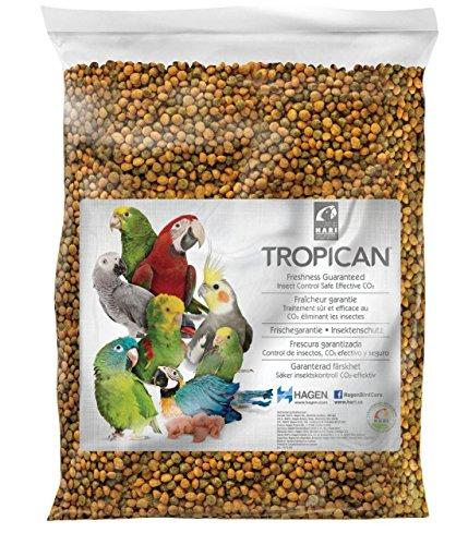 TropicanMantenimiento paraLoros - 9kg