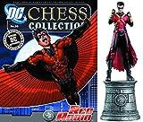Dc Comics - Figurine De Jeu D'Échecs De Resine Dc Comics Chess Collection Nº 20 Red Robin