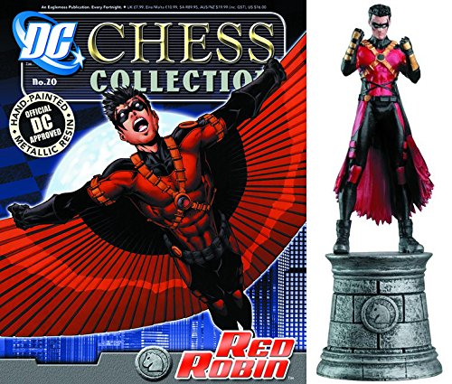 dc-comics-figuras-de-ajedrez-de-resina-dc-comics-chess-collection-n-20-red-robin