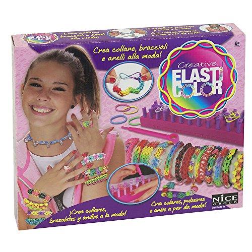 Creative elast color gioco da tavolo, multicolore, unica
