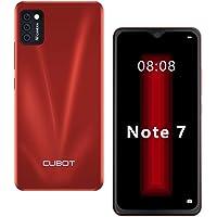 4G Mobile Phones SIM Free, CUBOT Note 7 Smartphone Unlocked, Android 10, 2GB+16GB, Triple Cameras, Triple Card Slots…
