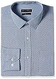 Symbol Men's Formal Shirt (SS17-SSVB01B-7080_44_Blue)