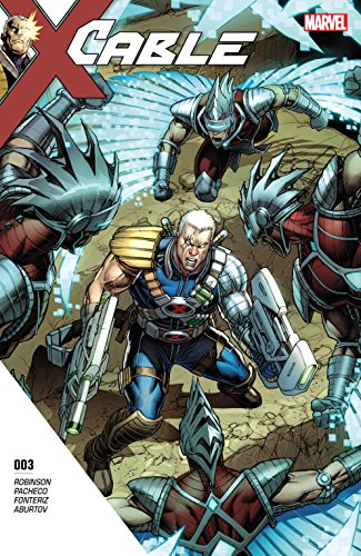 Cable (2017-2018) #3 (English Edition) eBook: James Robinson, Dale ...