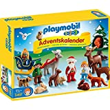 "PLAYMObIL Playmobil 123 Adventskalender ""Waldweihnacht"" 5497"