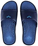 arena Unisex-Erwachsene Marco X Grip Hook Dusch-& Badeschuhe, Blau (Solid Fastblue 044), 42 EU