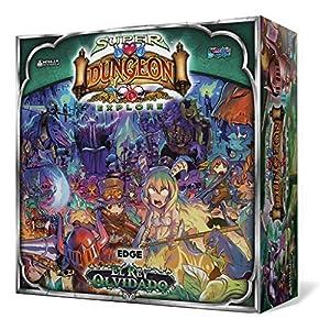Edge Entertainment Super Dungeon Explore - El Rey Olvidado, Juego de Mesa EDGND01