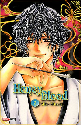 Honey Blood Edition simple Tome 0