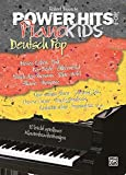 Power Hits For Piano Kids Deutsch Pop: 10 leichte Bearbeitungen aktueller deutscher Pop-Hits f??r Klavier by Robert Francis (2007-10-06)
