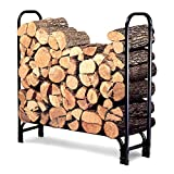 NEW 4' Firewood Rack (Indoor & Outdoor Living) by Landmann