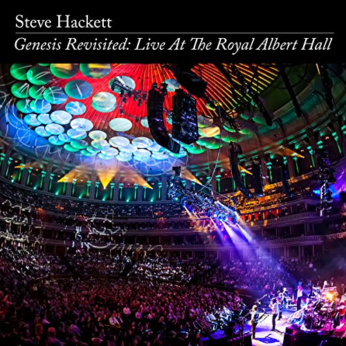 Genesis Revisited: Live at The Royal Albert Hall (2CD+2DVD+BluRay - Deluxe Artbook)