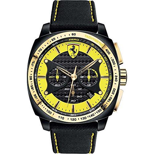 montre chronographe Scuderia Ferrari pour homme Aero FER0830291 sportive cod. FER0830291