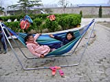 Sellify 2016 New Fashion Swinging Camping Outdoor Furniture Air Chair Hanging, Portable Cotton Fabric Hammock