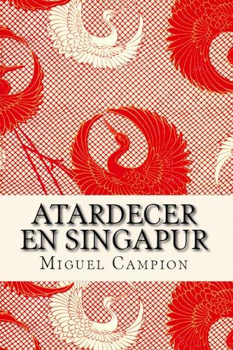 Atardecer en Singapur: La chica que barre por Miguel Campion