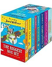 The World of David Walliams The Biggest Box Set David Walli