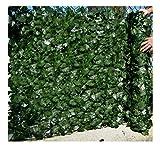 Best Artificial (TM) englische Efeu-Schutzwand, 3m x 1,5m, Sichtschutz / Hecke, Landschaftsgartenzaun, ** UV-beständig, verblasst nicht **