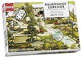 Busch 1412 - Bauernhof-Zubehör