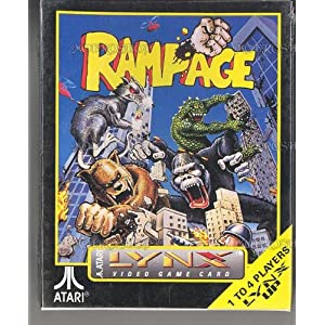 Rampage – Lynx