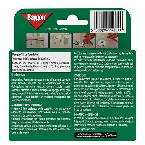 Zoom IMG-1 baygon esca formiche confezione da