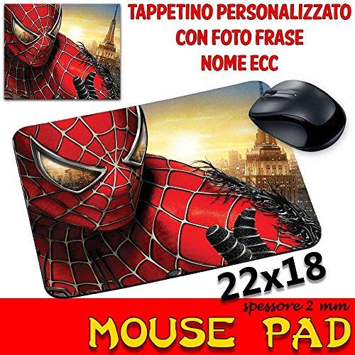 Mauspad Maus Pad Individuelle SP 2mm Kollektion Spider -
